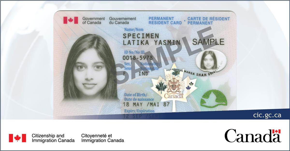 Valid Visa Card Number PR Card/Renewal - JP I...
